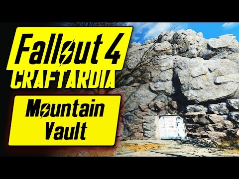 Fallout 4 Kingsport Lighthouse Mountain Vault - Fallout 4 Settlement Building PC