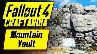 Fallout 4 Kingsport Lighthouse Mountain Vault - Fallout 4 Settlement Building PC