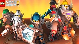 LEGO NEXO KNIGHTS: MERLOK 2.0 - Rock Land Preopening - Lego Games