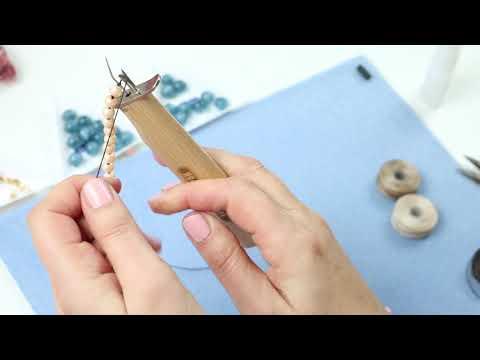 Bijoux à faire soi-même : Noueurs Beadalon ♡ DIY