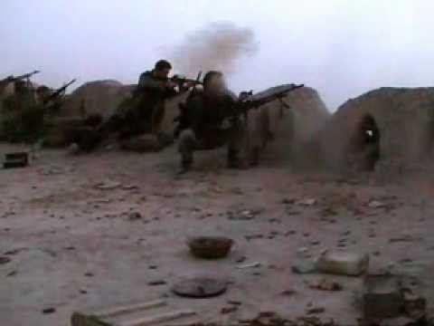 firefight in Afghanistan - Special Boat Service (2001)