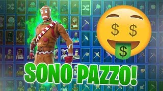 IL MIO SUPER ARMADIETTO! SKIN RARA! FORTNITE ITA
