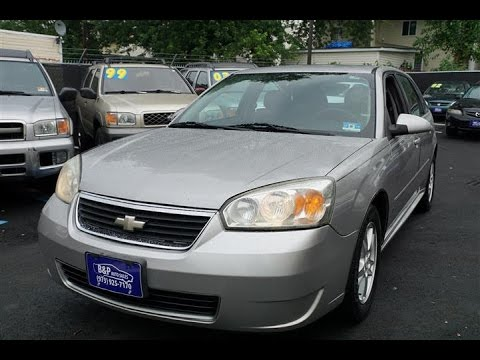 2006 chevrolet malibu maxx lt v6 youtube. Black Bedroom Furniture Sets. Home Design Ideas