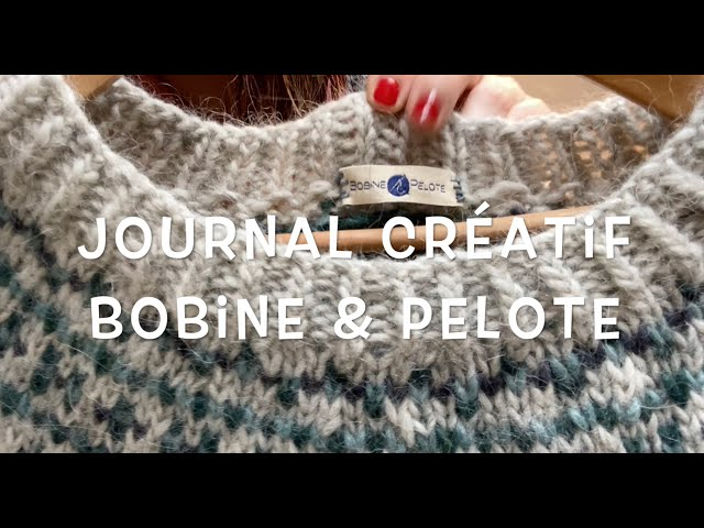 Mes créations de décembre (2020) - ouvrages finis, offerts & sortie patron