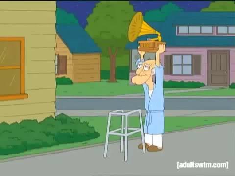 Family Guy Herbert The pervert Funny Moments
