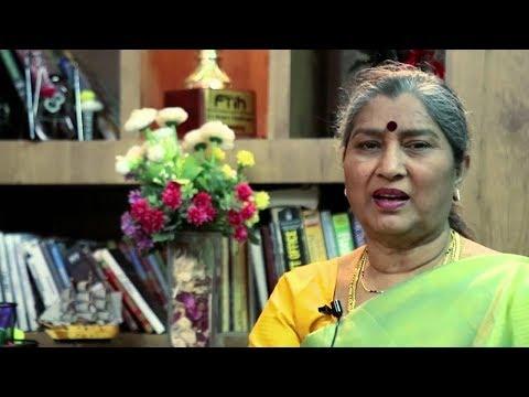 Actress Annapurna Garu about Best Acting School in Hyderabad || FTIH Film School