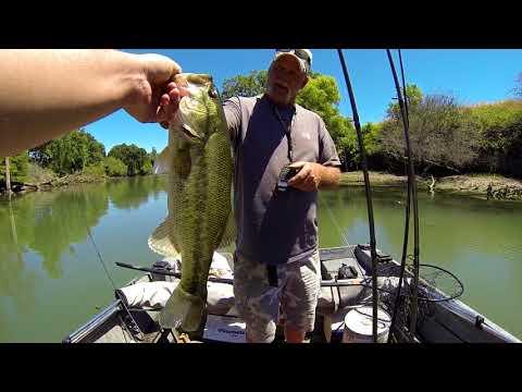 Minor Slough (Bass Fishing)