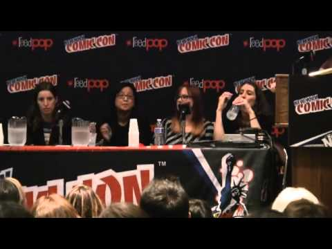NYCC 2013:Women in Comics