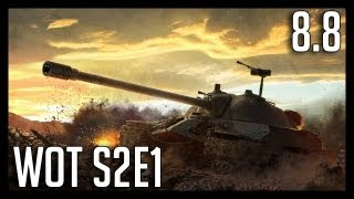 ► World of Tanks T-34 and Type 59 Gameplay | 8.8 and changes with channel