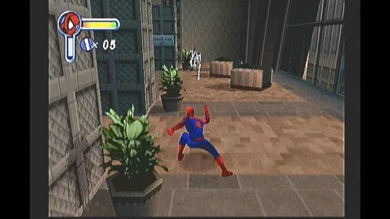 spider man игры
