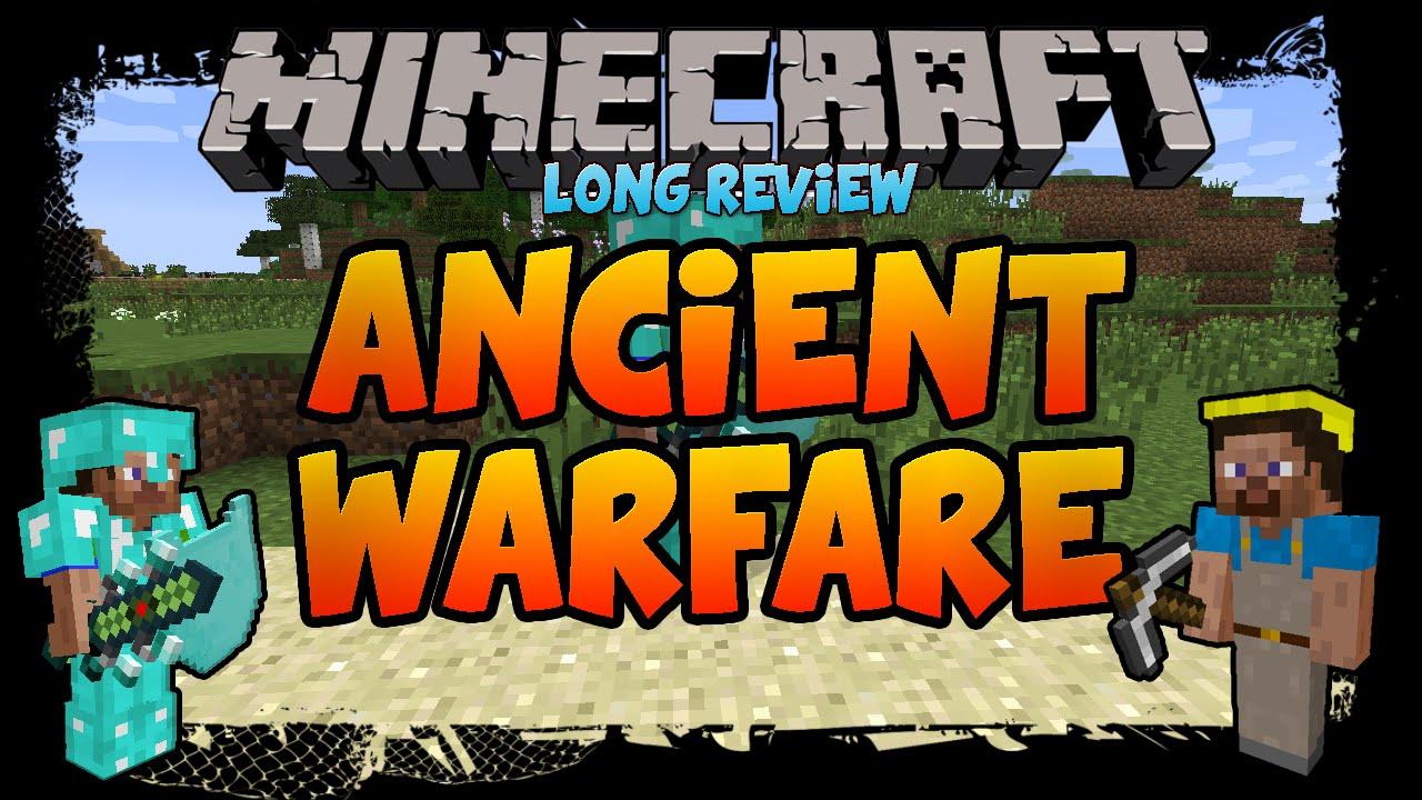 Ancient Warfare 2 ancient warfare mod - 1.7.10 | minecraft modinstaller