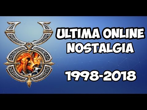 Playing Ultima Online AGAIN in 2018 (Nostalgia)