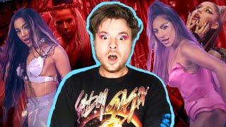 Lady Gaga, Ariana Grande - Rain On Me (Music Video) [REACTION]