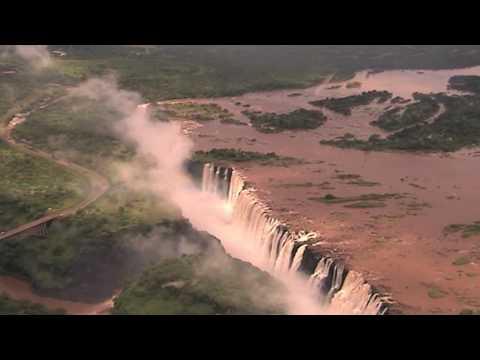 JET EVENT : chutes Victoria (Zambie/Zimbabwe)