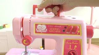 25年前のリアルすぎるおもちゃミシン【希少おもちゃ】