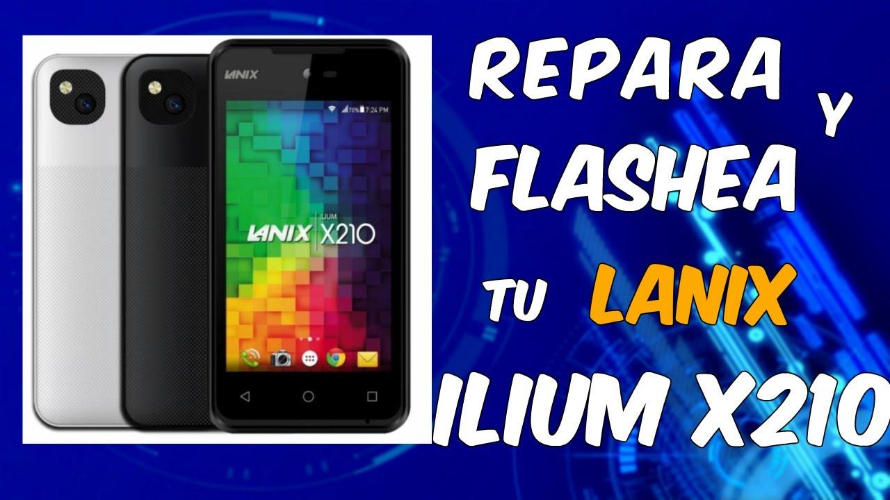 C U00f3mo Revivir O Flashear Tu Lanix Ilium X210 R U00e1pido Y F U00e1cil Con Sp Flash Tool