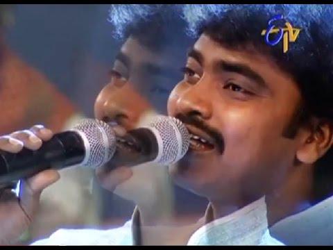 Swarabhishekam - Mallikarjun Performance -  Rama Rama Raghurama  Song - 24th August 2014