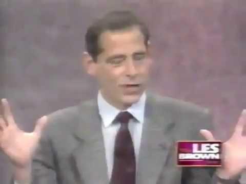 WBZ Les Brown Show promo, 1993