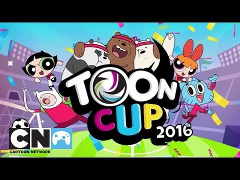 Jogamos Liga Toon 2016 | Jogos | Cartoon Network