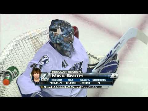 Bruins-Tampa Game 2 Highlights 5/17/11