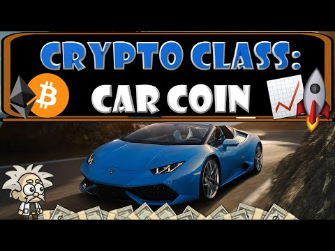 CRYPTO CLASS: CAR COIN | LA TOKEN IEO IS LIVE | CAR MARKETPLACE | 40,000+ VEHICLES LISTED