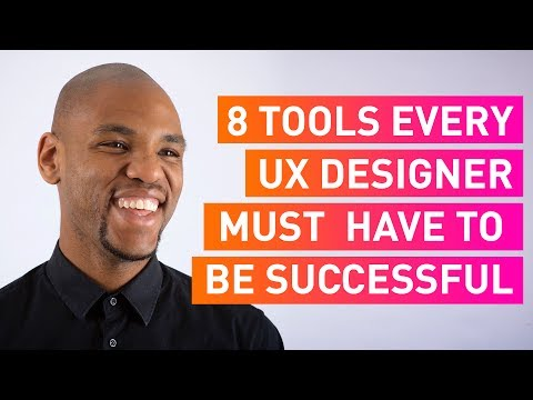 8 Tools Every UX Designer Must Have to be Successful | UX Design | #DigitiveTV Episode 1