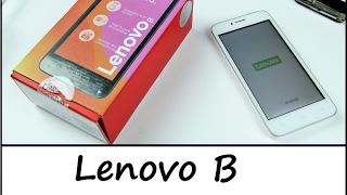 Lenovo B - kompaktes 4,5