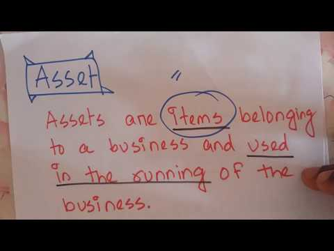 Assets and Liability Explanation/ BBA MBA CA ACCA ICAEW CIMA/ Bangla Tutorial