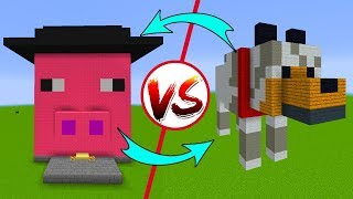 KURT EV vs DOMUZ EV - Minecraft