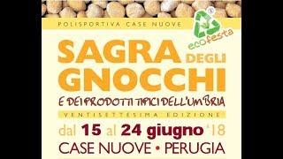 Sagra degli Gnocchi e dei Prodotti Tipici dell' Umbria - [ In Giro per le Sagre ] #3