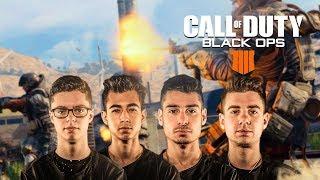 FaZe Pro Team play Blackout (Call of Duty Battle Royale)