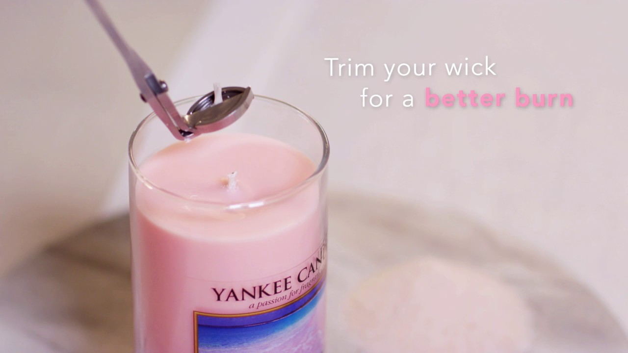 Candle Care | Yankee Candle