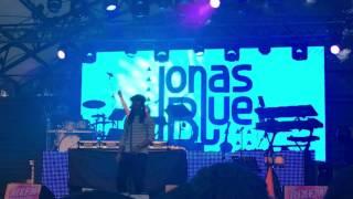 Jonas Blue - Perfect Strangers Feat. JP Cooper Live Rix Fm Festival Stockholm