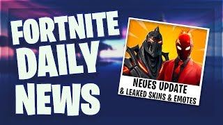 Fortnite Daily News *LEAKED* SKINS & EMOTES 8.30 (10 April 2019)