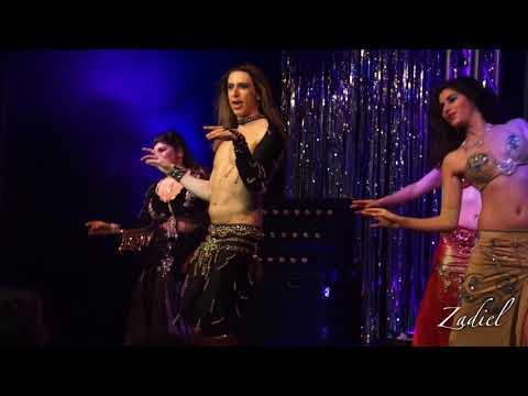 Laa - El Sawareekh - Bellydancer ZADIEL and his Oriental Dance Ensemble