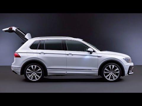 2016 VW Tiguan, very first presentation