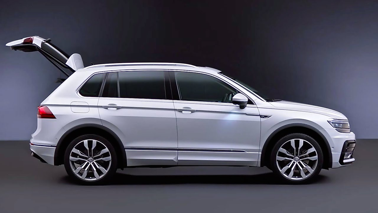 2016 vw tiguan very first presentation youtube. Black Bedroom Furniture Sets. Home Design Ideas