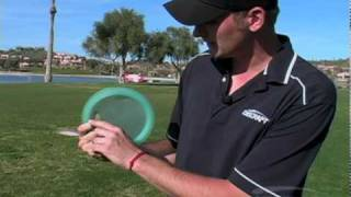 discraft disc golf clinic distance driving techniques