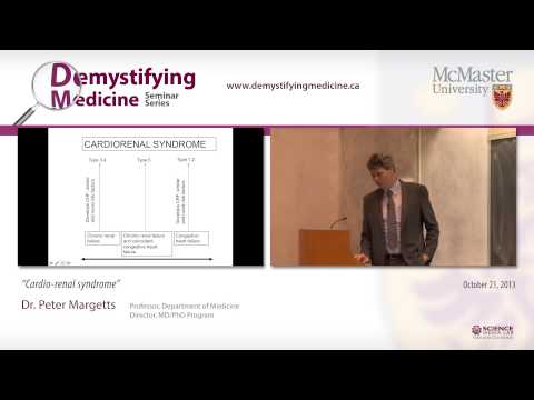 Cardio Renal Syndrome. Dr. Peter Margetts