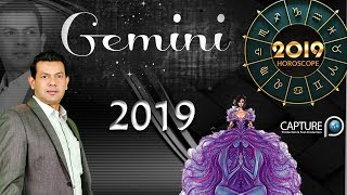 Gemini Yearly Horoscope 2019