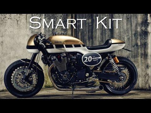 cafe racer (yamaha xjr 1300it rocks bikes) - youtube