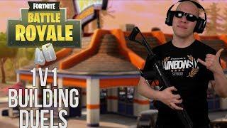 Epic Build Battles - Fortnite Bald Genius