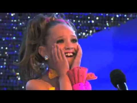 """Maddie Ziegler Live to dance clips"""
