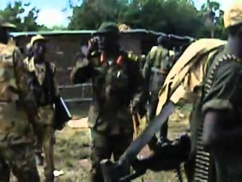 South Sudan Fighting - Doleib Hill Battle October   Jonglei state part 3