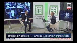 Bani reali din bani crypto - cum poți face bani din criptomonede