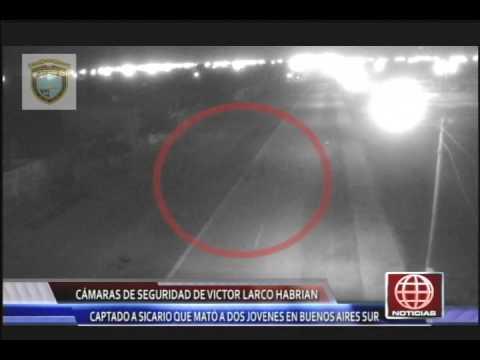 Serenazgo Victor Larco  Incidente en La Poza America Tv