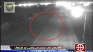 Serenazgo Victor Larco  Incidente en La Poza America Tv
