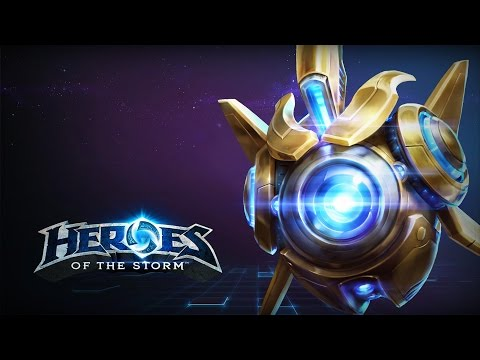 ♥ Heroes of the Storm - Probius  #PallytimeShotgunBuild2016