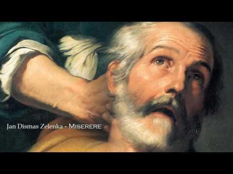Jan Dismas Zelenka -  Miserere en C minor (ZWV 57)