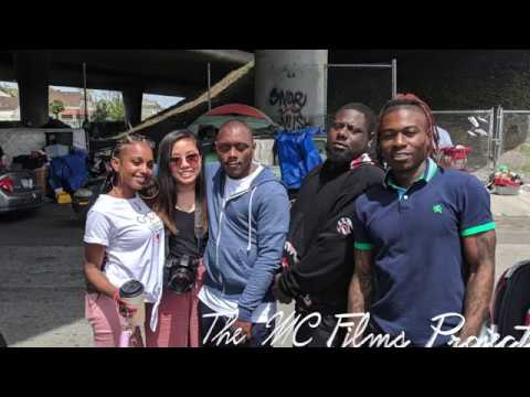 The MC Films Project - 1st Annual Homeless Feeding on 4/22/18